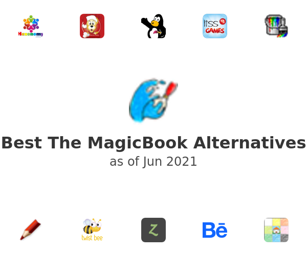 Best The MagicBook Alternatives
