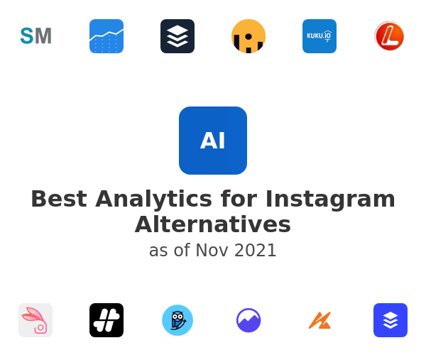 Best Analytics for Instagram Alternatives