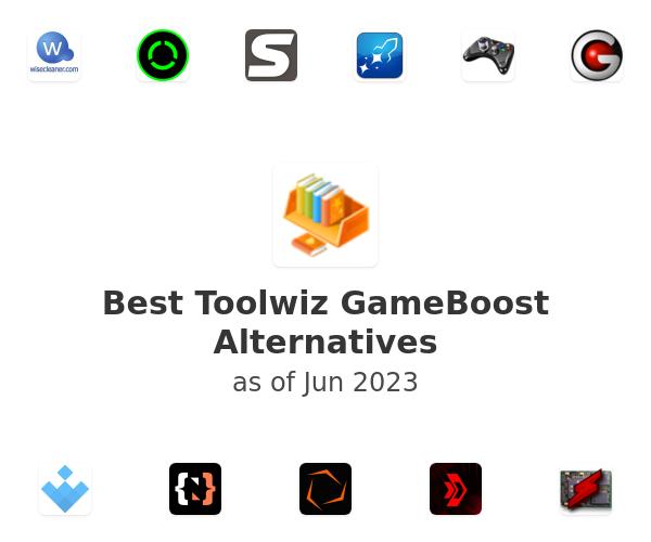 Best Toolwiz GameBoost Alternatives