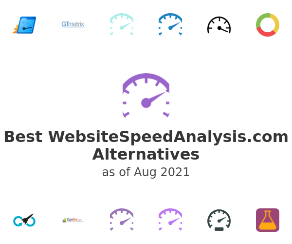 Best WebsiteSpeedAnalysis.com Alternatives
