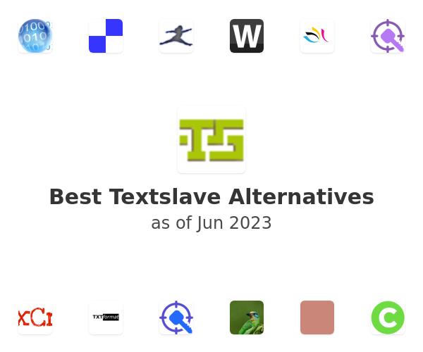 Best Textslave Alternatives
