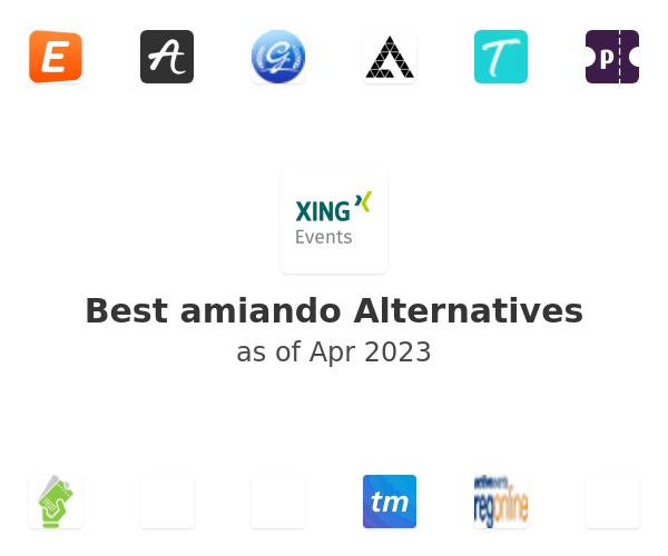 Best amiando Alternatives