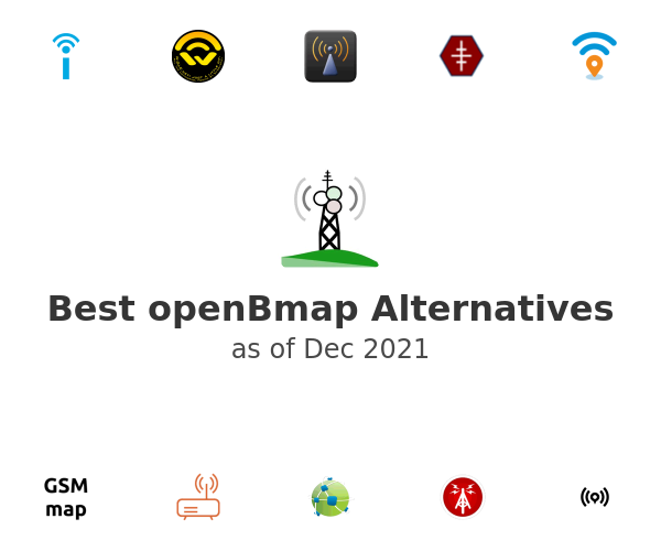 Best openBmap Alternatives
