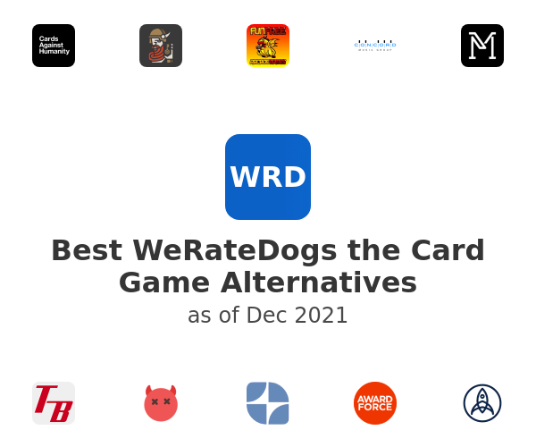 Best WeRateDogs the Card Game Alternatives