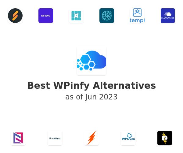 Best WPinfy Alternatives