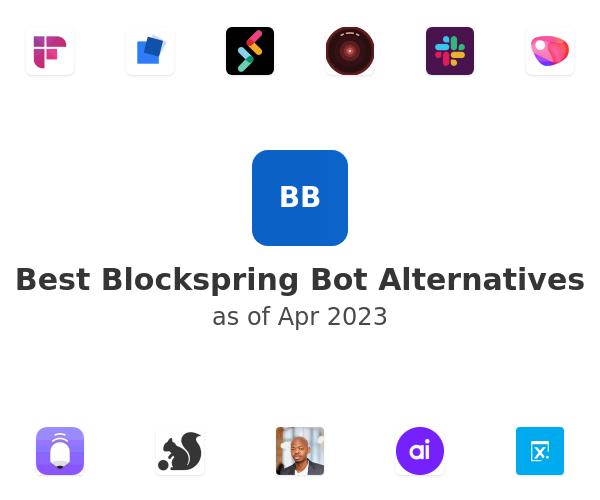 Best Blockspring Bot Alternatives