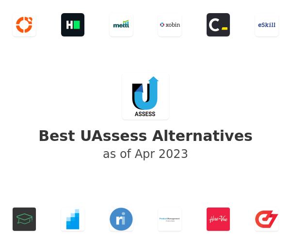 Best UAssess Alternatives
