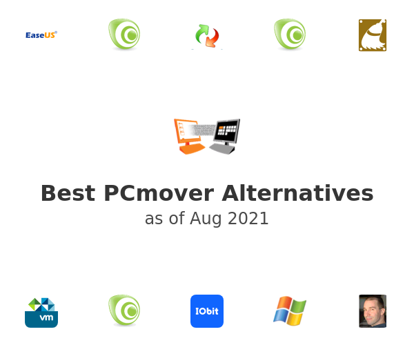 Best PCmover Alternatives