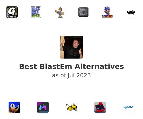 Best BlastEm Alternatives