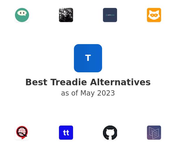 Best Treadie Alternatives
