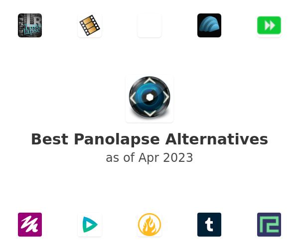 Best Panolapse Alternatives