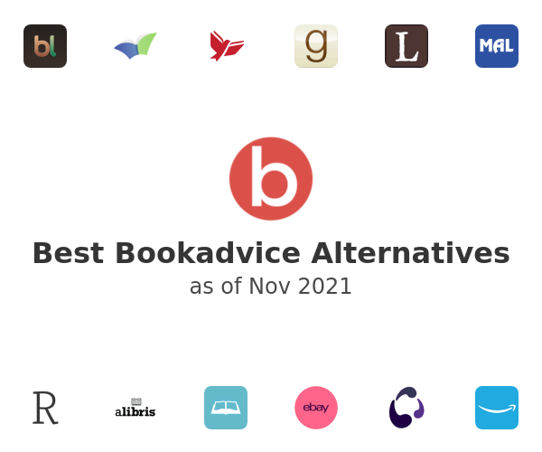 Best Bookadvice Alternatives