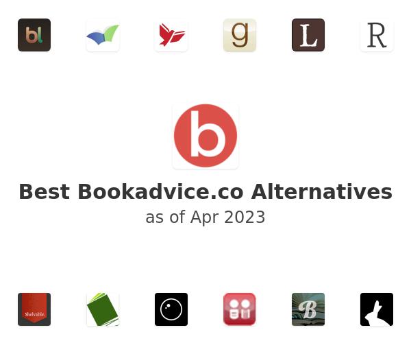 Best Bookadvice Alternatives