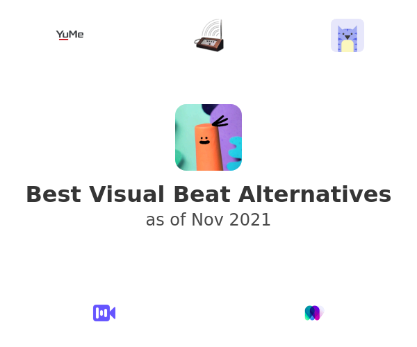 Best Visual Beat Alternatives