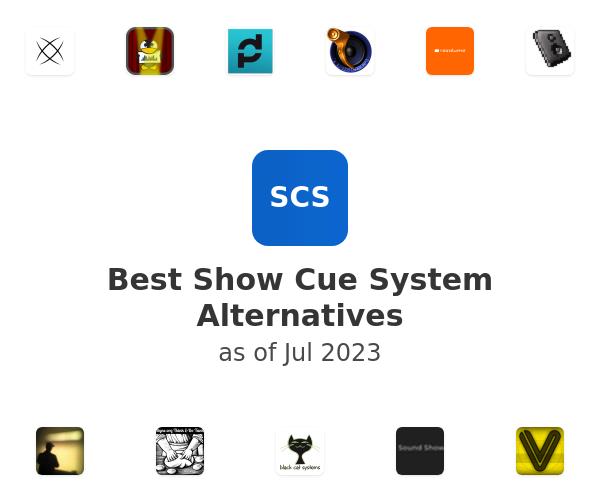 Best Show Cue System Alternatives
