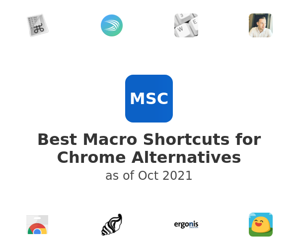 Best Macro Shortcuts for Chrome Alternatives