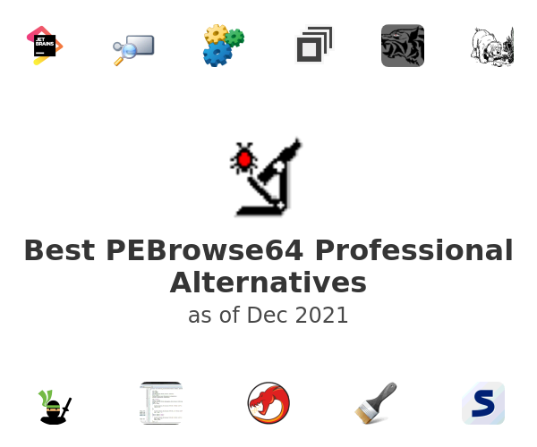 Best PEBrowse64 Professional Alternatives