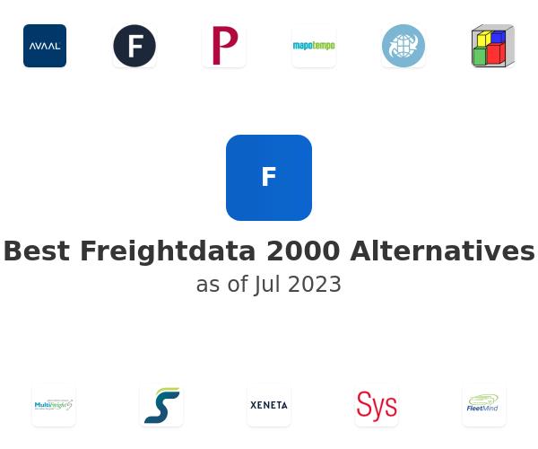 Best Freightdata 2000 Alternatives