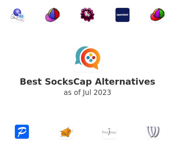Best SocksCap Alternatives