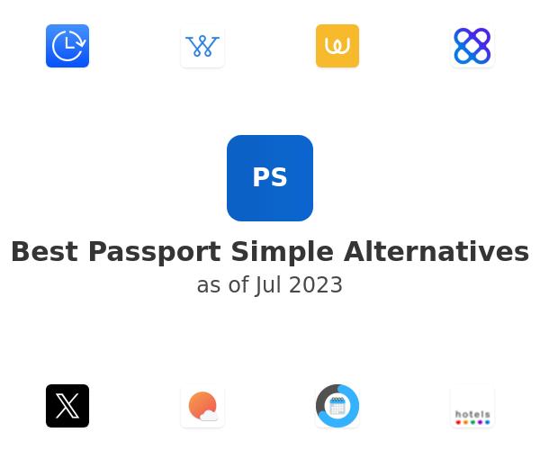Best Passport Simple Alternatives