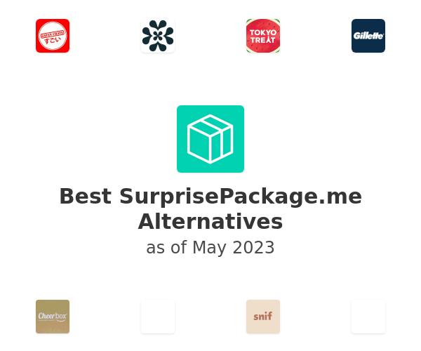 Best SurprisePackage.me Alternatives