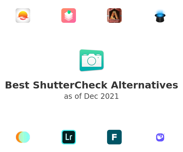 Best ShutterCheck Alternatives