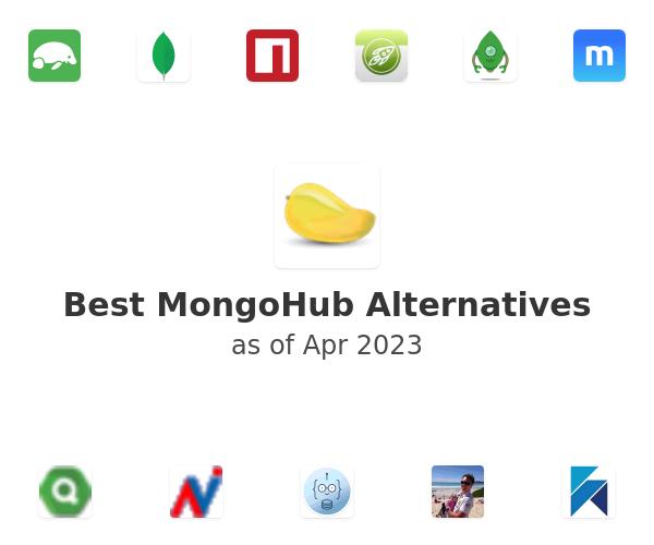 Best MongoHub Alternatives