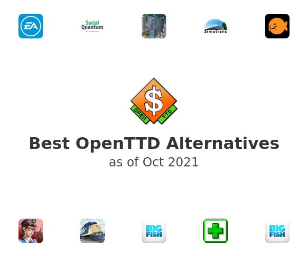 Best OpenTTD Alternatives