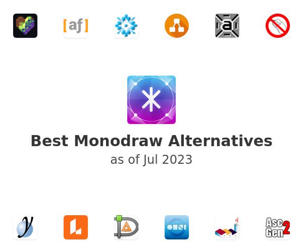 Best Monodraw Alternatives