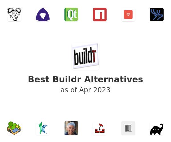 Best Buildr Alternatives