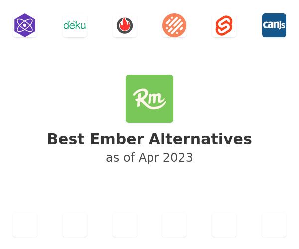 Best Ember Alternatives