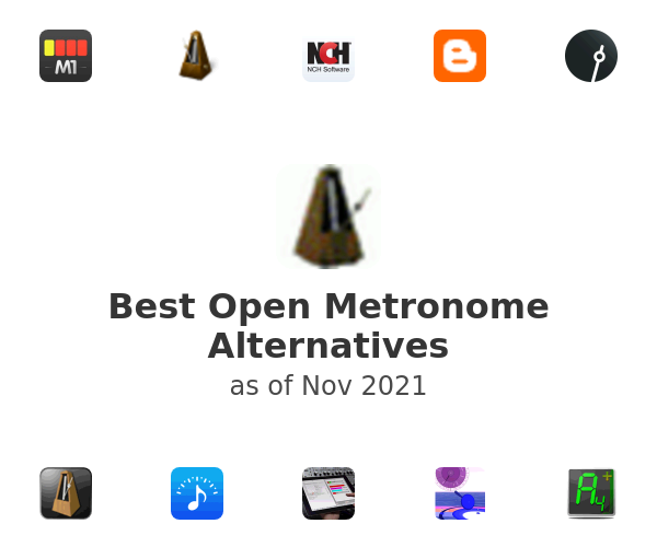 Best Open Metronome Alternatives