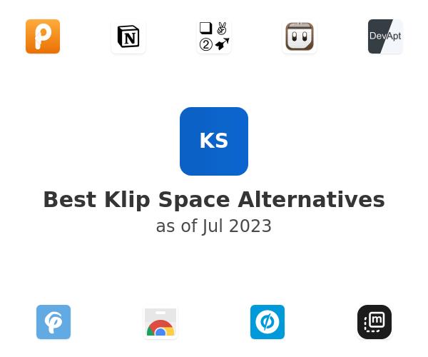 Best Klip Space Alternatives