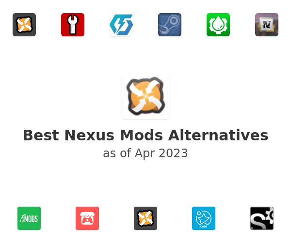 Best Nexus Mods Alternatives