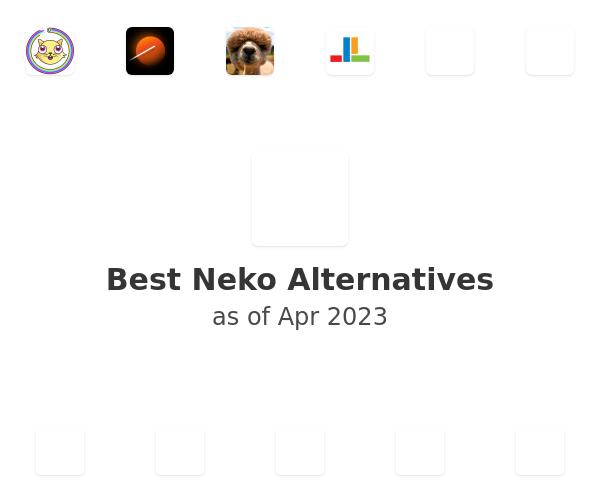 Best Neko Alternatives