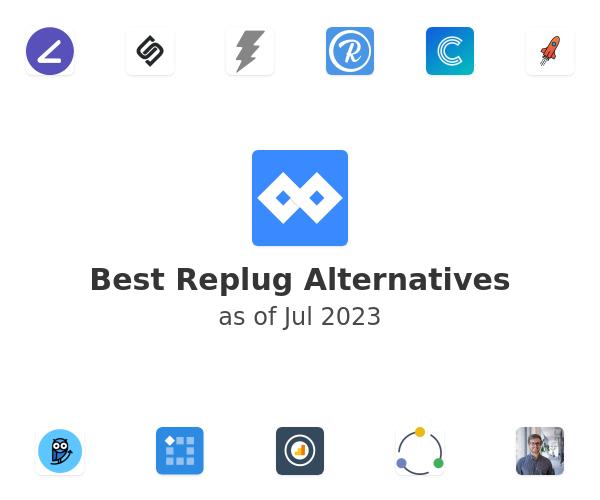 Best Replug Alternatives