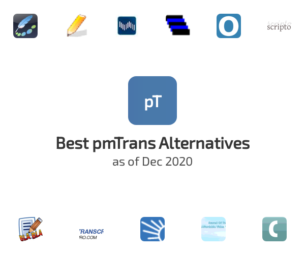 Best pmTrans Alternatives