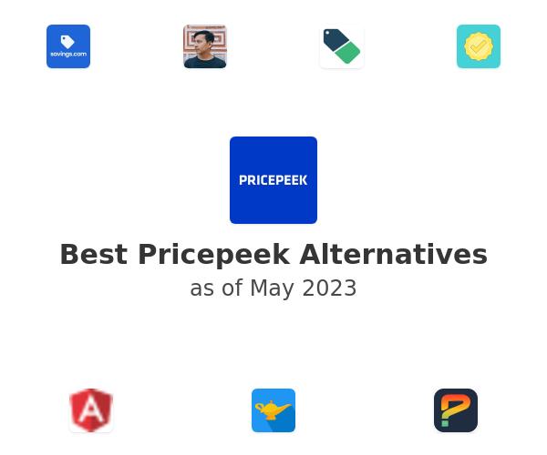 Best Pricepeek Alternatives
