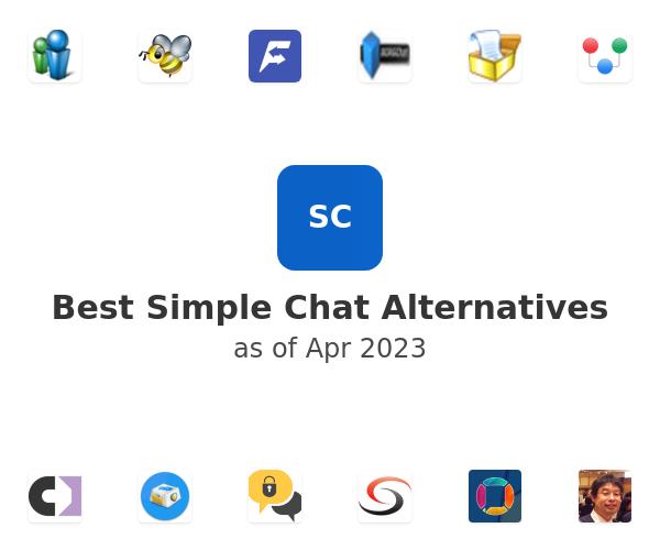 Best Simple Chat Alternatives
