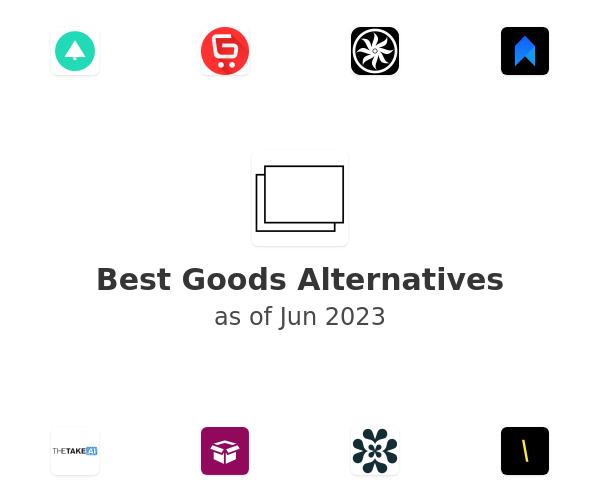 Best Goods Alternatives