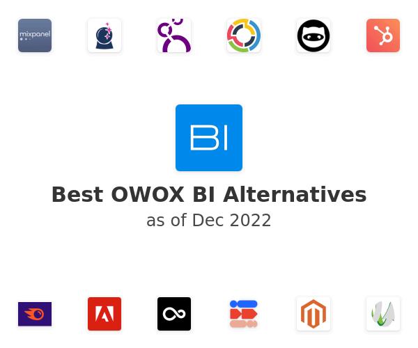 Best OWOX BI Alternatives
