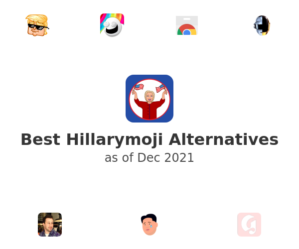 Best Hillarymoji Alternatives