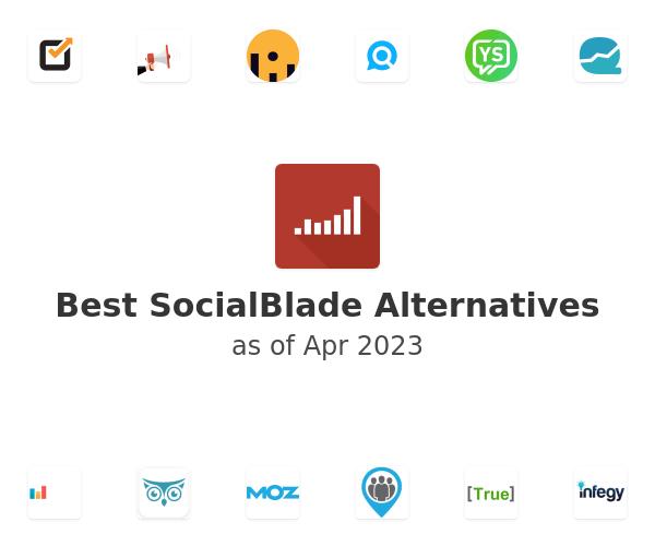 Best SocialBlade Alternatives