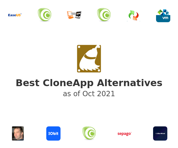 Best CloneApp Alternatives