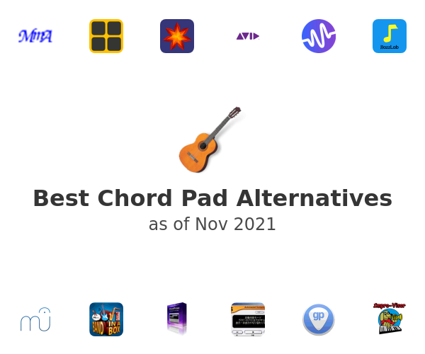 Best Chord Pad Alternatives