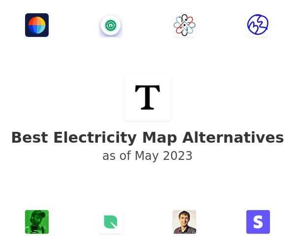 Best Electricity Map Alternatives