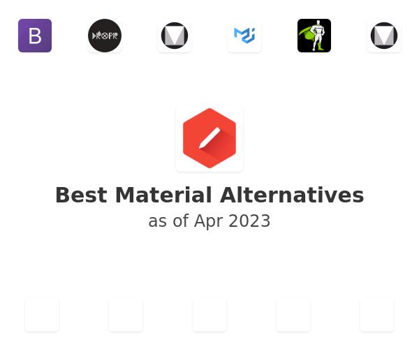 Best Material Alternatives