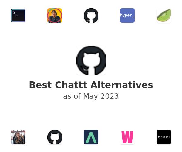 Best Chattt Alternatives