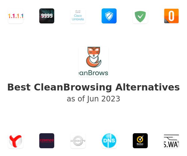 Best CleanBrowsing Alternatives