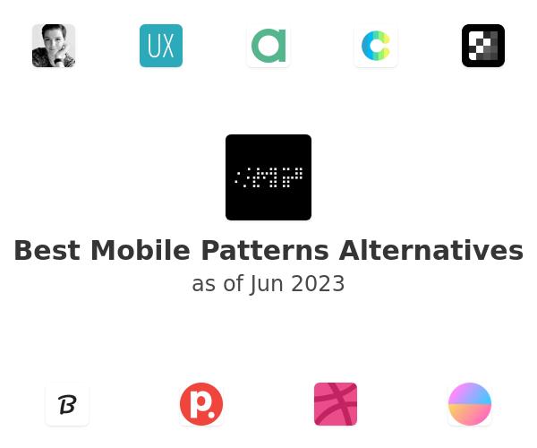 Best Mobile Patterns Alternatives